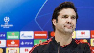Hasil Buruk Real Madrid Tidak Membuat Santiago Solari Mundur