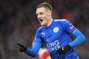 Jamie Vardy Capai Rekor Gol Terbanyak Untuk Leicester City