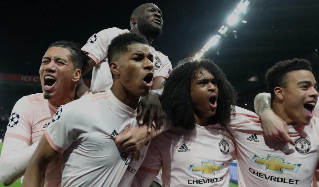 Comeback Fantastik Manchester United Di Paris