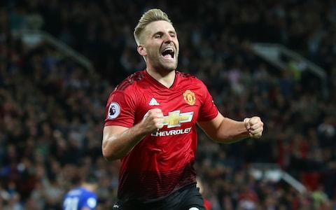 Luke Shaw : United Akan Bangkit Di paris