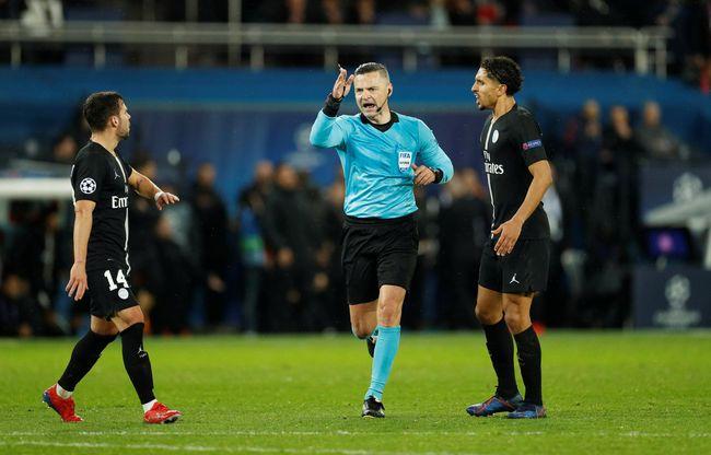 UEFA : Keputusan Wasit Untuk United Sudah Tepat