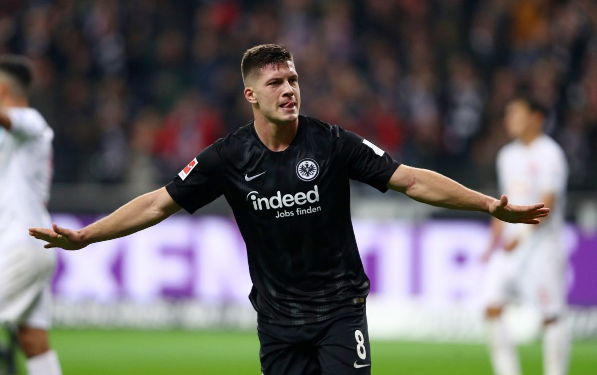 Barcelona Buktikan Keseriusan Gaet Luka Jovic