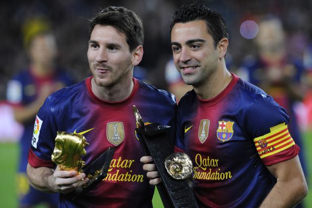 Xavi Menilai Lionel Messi Adalah Sosok Pemain Terbaik