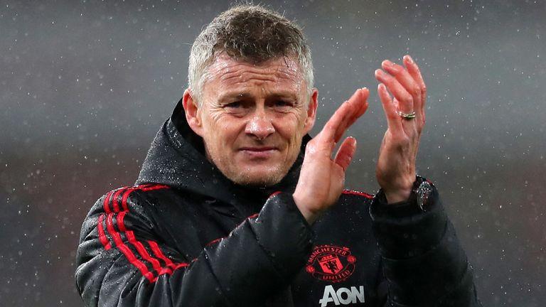 Ole Gunnar Solskjaer Kecewa Dengan Manchester United