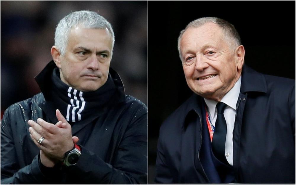 Presiden Lyon Mengatakan Tak Sanggup Membayar Mourinho