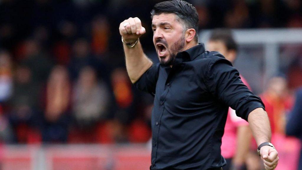 Gattuso Ungkap Lazio Lebih Unggul Daripada AC Milan