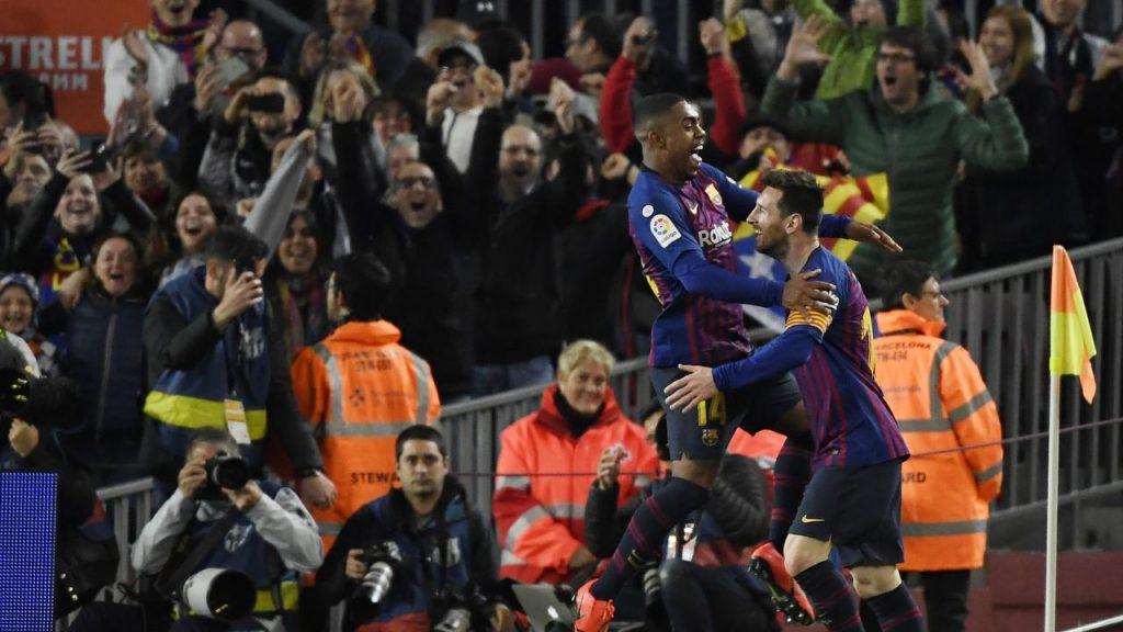 Kalimat menyenangkan keluar dari mulut pelatih Barcelona, Ernesto Valverde