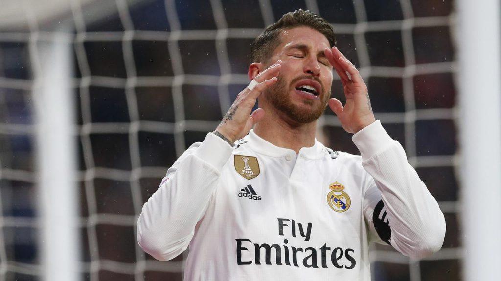 Paris Saint Germain (PSG) dikabarkan memiliki ketertarikan untuk mendatangkan Sergio Ramos dari Real Madrid
