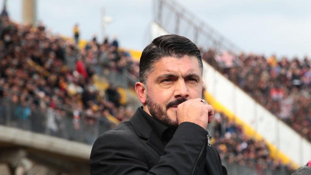 Pelatih asal AC Milan, Gennaro Gattuso mengakui bahwa Lazio memang lebih pantas dan unggul dari AC Milan