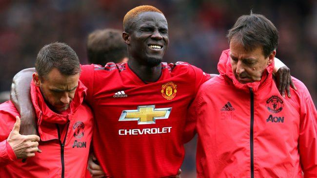 Bintang Pesepakbola asal Manchester United, Eric Bailly berjanji akan lebih semangat dan berusaha keras untuk bisa memulihkan kondisinya