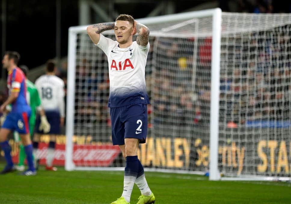Napoli Dikaitkan Dengan Fullback Tottenham Hotspur