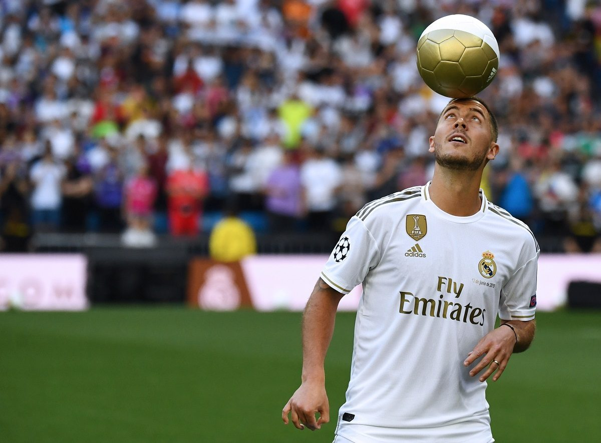 Pelatih Zidane Menyebutkan Pemain Eden Hazard Sudah Siap Untuk Memberikan Hasil Positif Untuk Real Madrid