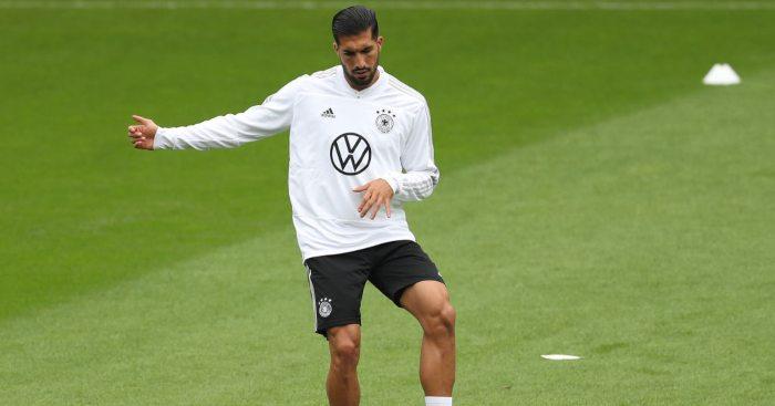 Jerman Marah Emre Can Tidak Masuk dalam Champion League