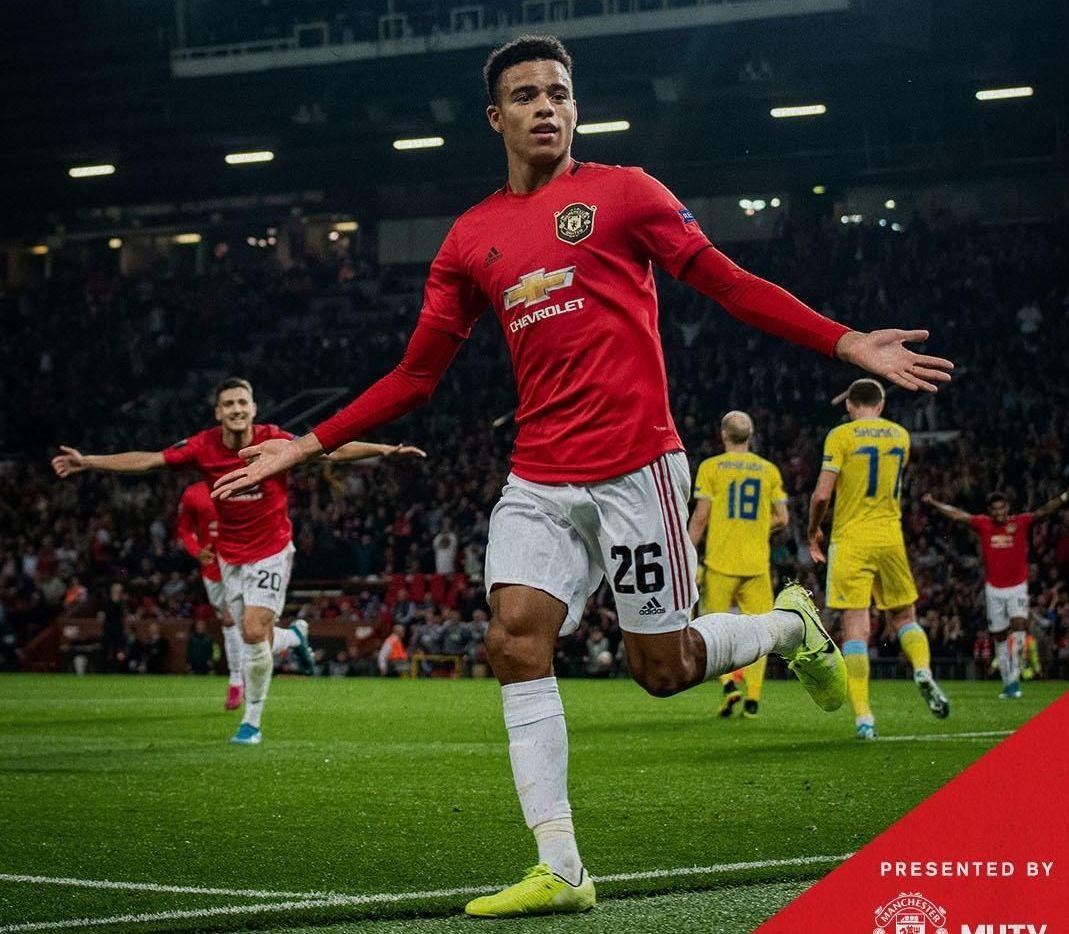 Manchester United Kembali telah Berhasil Memperoleh Hasil Maksimal Saat Menjamu Club Astana