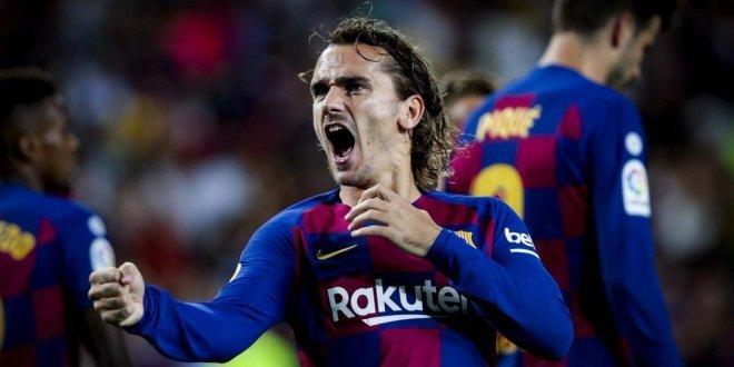 RFEF memberi Barcelona denda hanya 300 euro dalam kasus Griezmann