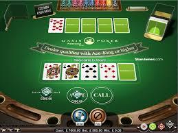 Teknik Permainan Poker Online Paling Seru