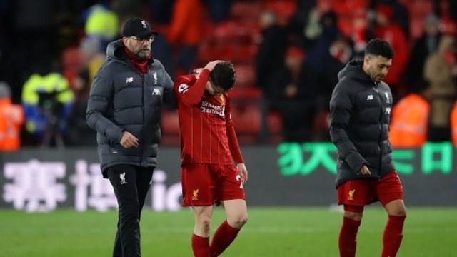 Pengaruh Besar Terhadap Menurunnya Peforma Liverpool
