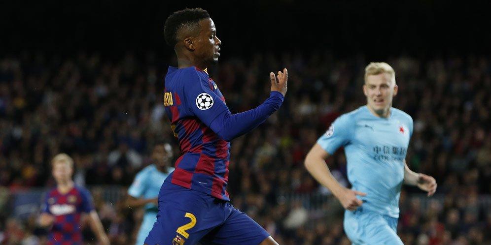 Barcelona Ikhlaskan kalau Nelson Semedo ke Inter Milan