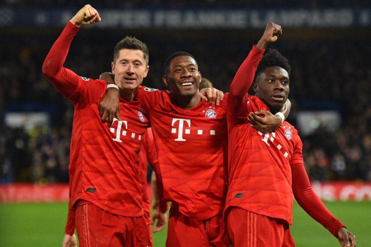 Bintang Pesepakbola Dibalik Kemenangan Bayern Munchen di Liga Champion