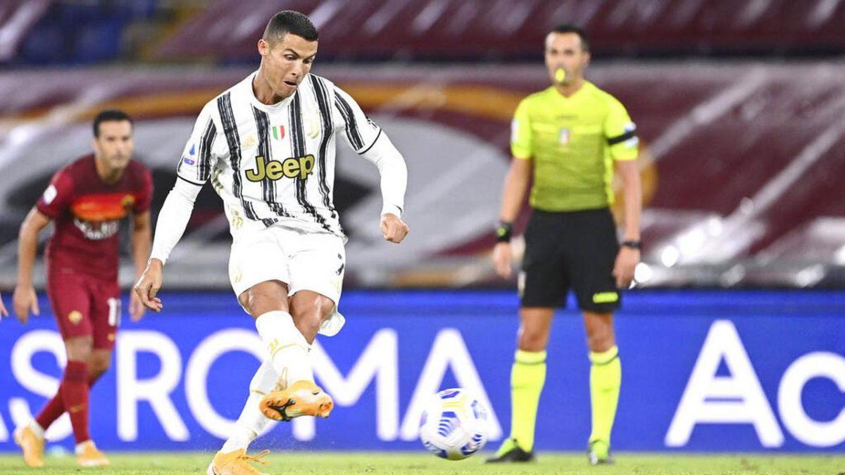 Ronaldo Akan Absen Saat Juventus Akan Berhadapan Dengan Barcelona